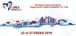 JMJ Panamá 22-27 enero 2019